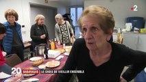 Babayagas : elles font le choix de vieillir ensemble
