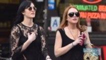 Lindsay Lohan Teases Possible Collaboration With Sister Aliana | Billboard News