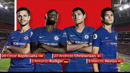 FC Tottenham Hotspur Londra 1-0 FC Chelsea Londra ...