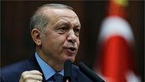 Turkey's Erdogan Rebukes Trump's Adviser John Bolton