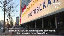 Russie: un film de guerre bat des records au box office