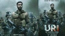 Uri: The Surgical Strike Movie Review : Vicky Kaushal | Yami Gautam | Paresh Rawal | FilmiBeat