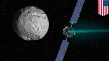 NASA preparing weapon to protect Earth from asteroids