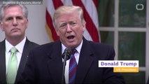 Trump's Border Wall Address