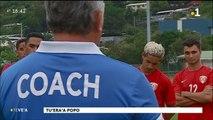 TH : Les moins de 20 ans se préparent pour la Coupe du monde en Pologne