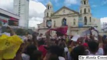 Traslacion- Quiapo church