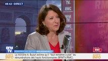 Agnès Buzyn promet une prime aux aides-soignants des EHPAD pour 2019