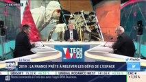 2019: la France prête à relever les défis de l'espace - 09/01