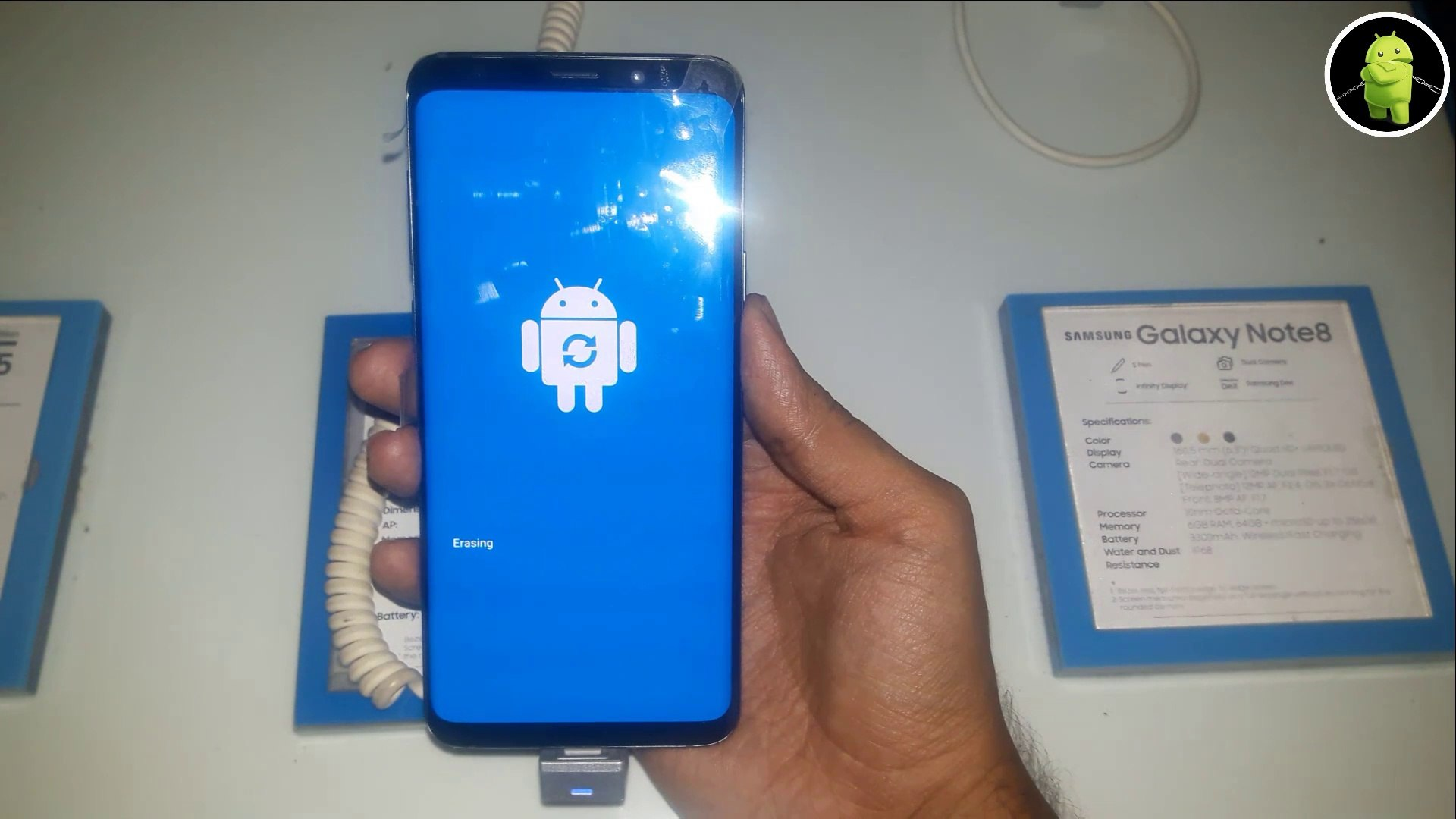 Remove Retail Mode in 2 minutes, All Samsung Live Demo Unit S9, S8, S7, S6,  S5, J2 & A8 2018 etc
