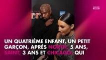 Kim Kardashian et Kanye West bientôt parents : ils ont changé de mère porteuse