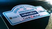 Préparation du Grand Prix cycliste La Marseillaise 2019