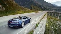 2019 Porsche 911 Cabriolet Carrera 4S typ 992  - HD official movie