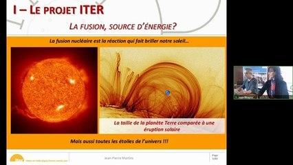 Conférence ITER Robots - JP Martins
