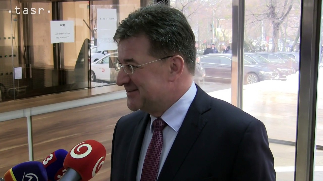 """Miroslav Lajčák - """"Maroš Šefčovič by bol výborný prezidentský kandidát"""""""
