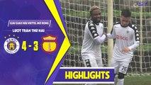 HIGHLIGHTS | Oseni lập công phút cuối, Hà Nội thắng Nam Định trong trận cầu mưa bàn thắng | HANOI FC