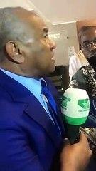 Ahmad perd son sang froid face à un journaliste algérien