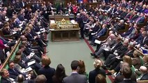 Jeremy Corbyn: Theresa May is 'blackmailing' MPs