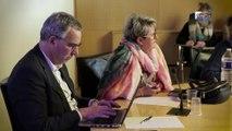 Questions à Grégoire LOISEAU (Sorbonne) - avenir du travail - cese