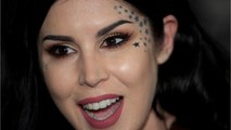 Kat Von D Breastfeeds Her Baby Outside, Without Makeup