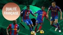 Les 11 meilleurs joueurs français du FC Barcelone