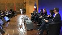 """""""La croissance peut-elle être verte ?"""" : retrouvez la vidéo de la table ronde organisée à Bercy le 8 janvier 2019, dans le cadre des Entretiens du Trésor"""
