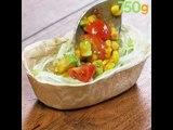3 idées originales de tacos - 750g