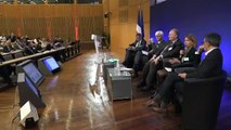 """"""" La Finance verte et le rôle moteur de la France"""" : retrouvez la vidéo de la table ronde organisée à Bercy le 8 janvier 2019, dans le cadre des Entretiens du Trésor"""