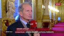 Grand débat national : « On n'en voit pas l'utilité » estime Gérard Longuet