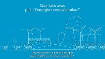 Intégration des ENR : RTE facilitateur de la transition énergétique