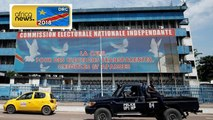 Photos: High security as DRC braces up for poll results