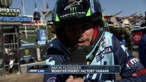 Aaron Plessinger - Race Day LIVE 2019 - First Round in Anaheim