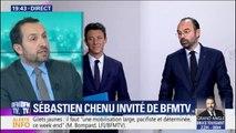 """Sébastien Chenu (RN) : """"Nous ne croyons pas en ce débat, nous laissons le rôle de potiche aux autres"""""""