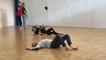 Des élèves du collège Truffaut dansent avec le chorégraphe Sébastien Laurent