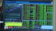 CAC 40 : des dividendes records versés aux actionnaires