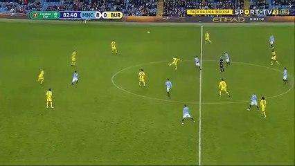 Carabao Cup : Mahrez buteur et double passeur face à Burton Albion