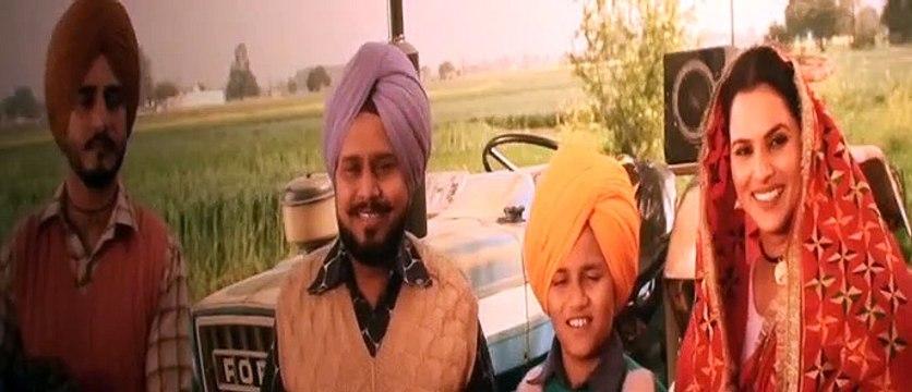 Parahuna 2018 Punjabi movie HD part 1 - 2