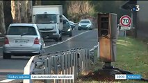 Radars sabotés : les Français ont accéléré en décembre
