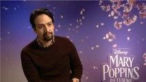 Lin-Manuel Miranda Shares 'Hamilton' and 'Spider-Verse' Mashup