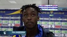 Après Bordeaux - HAC (1-0), réaction de Tino Kadewere