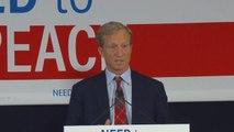 Tom Steyer says he's not running for president in 2020