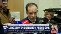 L'ex-boxeur Christophe Dettinger placé en détention provisoire jusqu'à son procès le 13 février