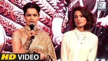 Kangana Ranaut's Gets Angry On Reporter Over Patriotism