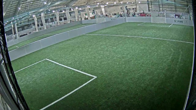 01/10/2019 - Sofive Soccer Centers Rockville - San Siro