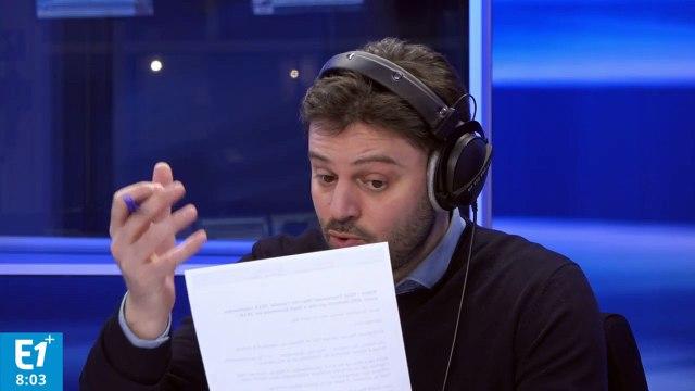 """INFORMATION EUROPE 1 - """"Gilets jaunes"""" : ce que Macron a dit aux ministres sur le grand débat national"""