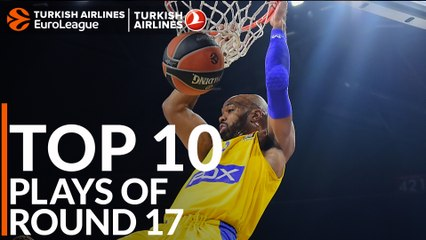Top 10 Plays - Season Round 17