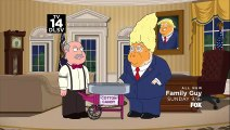 Family Guy - Peter Griffin face à Donald Trump (Vo)