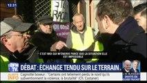 """""""La situation, elle est impossible."""" Sébastien Lecornu vivement interpellé par des gilets dans les Hautes-Alpes"""