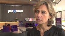 Proximus: Dominique Leroy n'exclut pas des licenciements secs et reconnaît un couac de communication