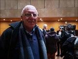 Christian Delorme, prêtre lyonnais et membre du conseil épiscopal, a assisté aux quatre jours de l'audience