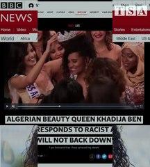 L'affaire « Miss Algérie » fait la une des médias internationaux